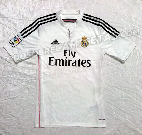 timeless design 174c6 e4931 Are these Real Madrid's home and away kits for next season ...