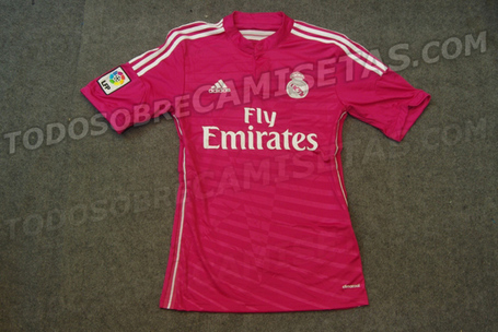 timeless design df626 a347e Are these Real Madrid's home and away kits for next season ...