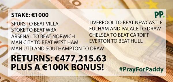 Premier League accumulator