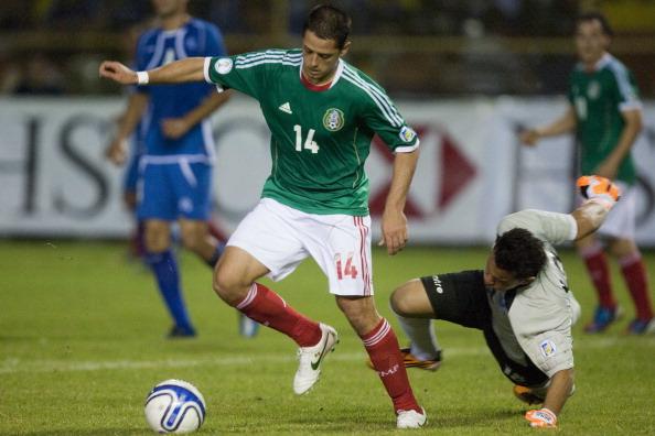 El Salvador v Mexico - CONCACAF Qualifiers