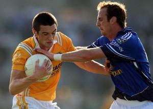 Niall McKeever with Ciaran Galligan  27/6/2009
