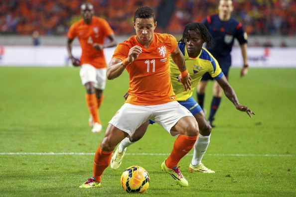 International Friendly - Netherlands v Ecuador