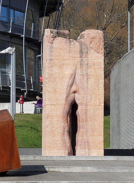 Tubingen sculpture 1