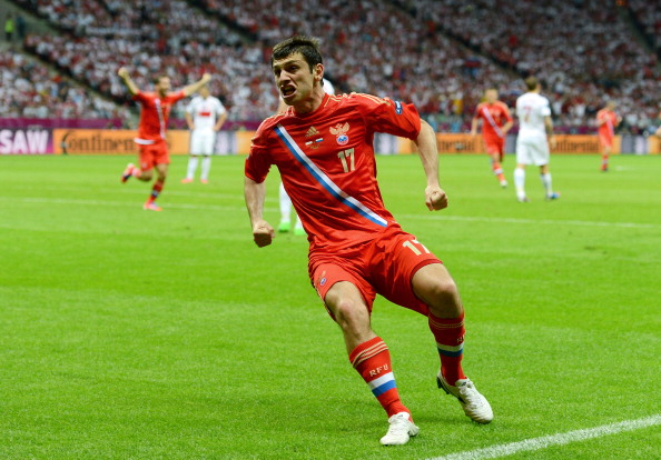 Poland v Russia - Group A: UEFA EURO 2012