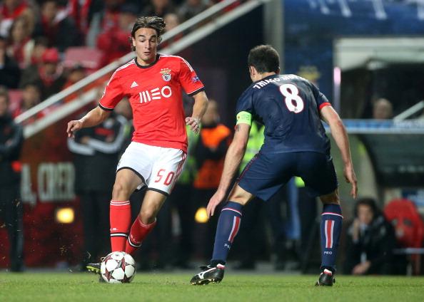 SL Benfica v Paris Saint-Germain FC - UEFA Champions League