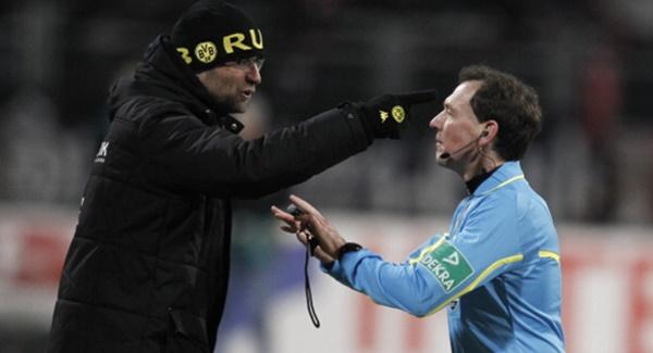 Klopp Referee