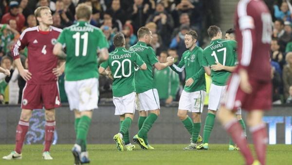 Republic of Ireland v Latvia - International Friendly