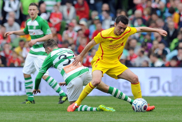 Shamrock Rovers v Liverpool - Post Season Friendly