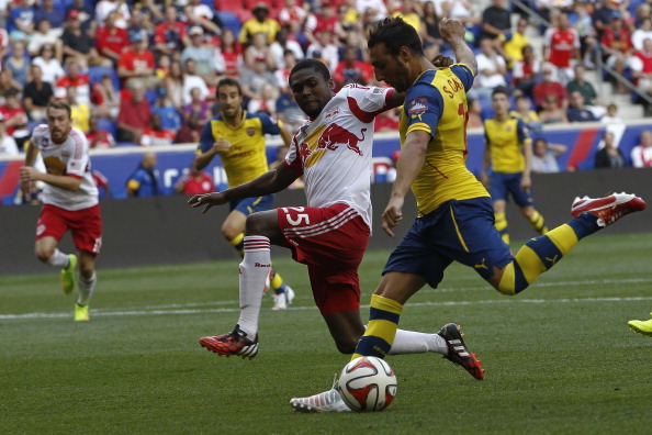 Arsenal v New York Red Bulls - Pre-Season Friendly