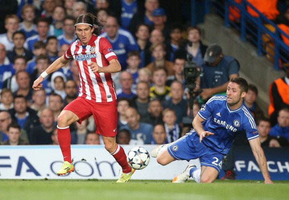 Chelsea v  Club Atletico de Madrid - UEFA Champions League Semi Final