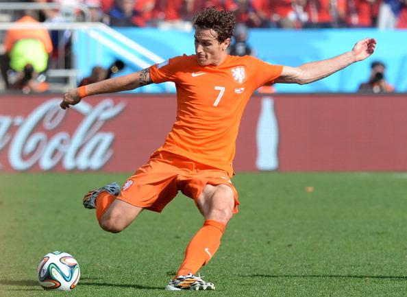 Netherlands vs Chile
