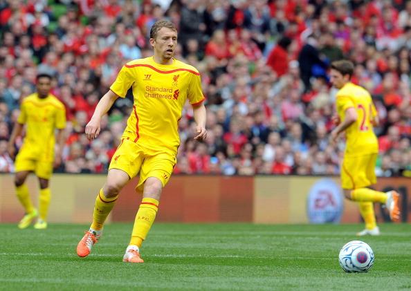 Shamrock Rovers v Liverpool - Post Season Friendly