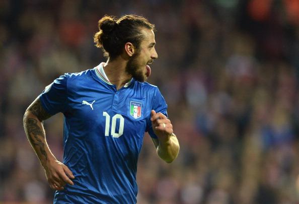 Denmark v Italy - FIFA 2014 World Cup Qualifier