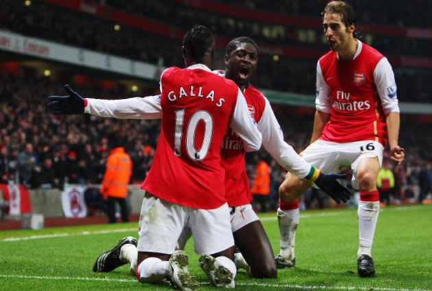 William Gallas Arsenal