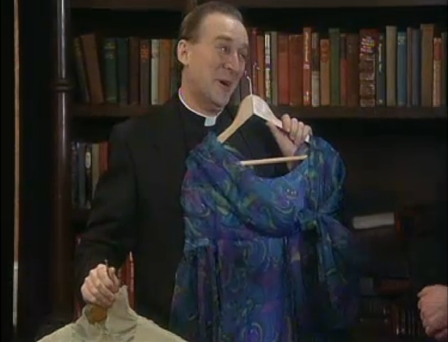 Fr Liam Deliverance Dress