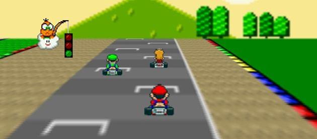 Mario Start