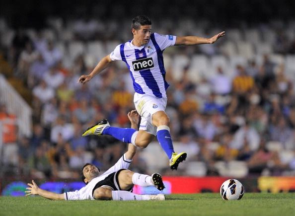Valencia CF v FC Porto - Pre-Season Friendly