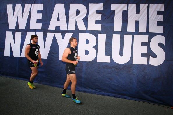 AFL Rd 20 - Carlton v Gold Coast