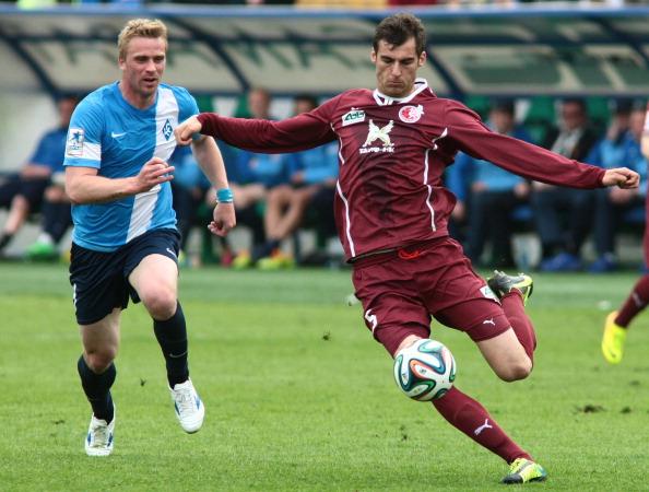 FC Krylia Sovetov Samara v FC Rubin Kazan - Premier League