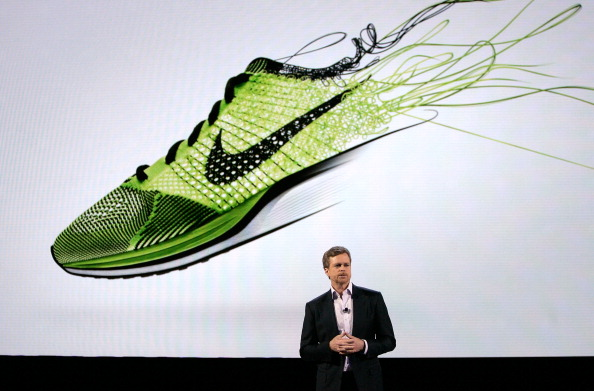 Nike Introduces New Basketball And Training Technology