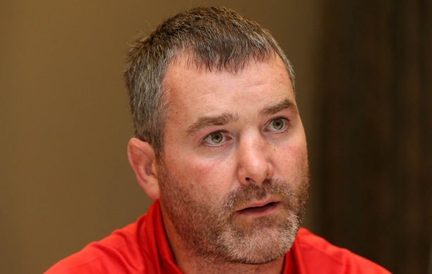 Anthony Foley 14/10/2014