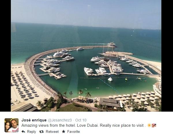 Enrique Dubai