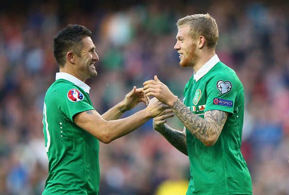 Republic of Ireland v Gibraltar - EURO 2016 Qualifier