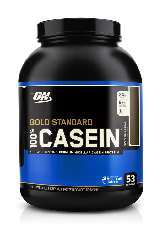 Optimum nutrition casein chocolate supreme