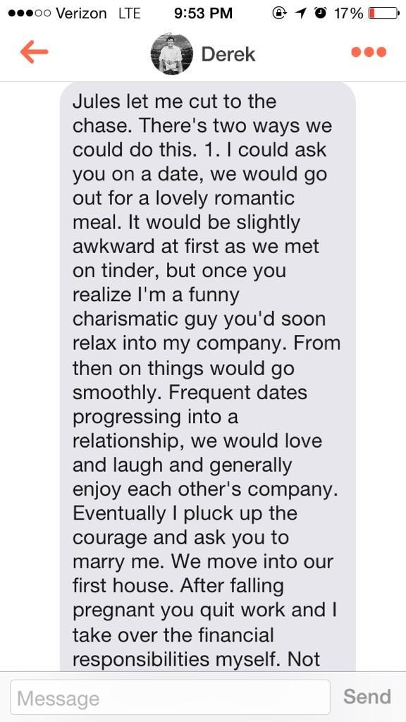 Tinder Pick Up Lines That Are Way Better Than Just Saying Hi