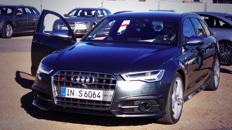 JOE goes to… Dresden to test the new Audi A6 & S6 | JOE is