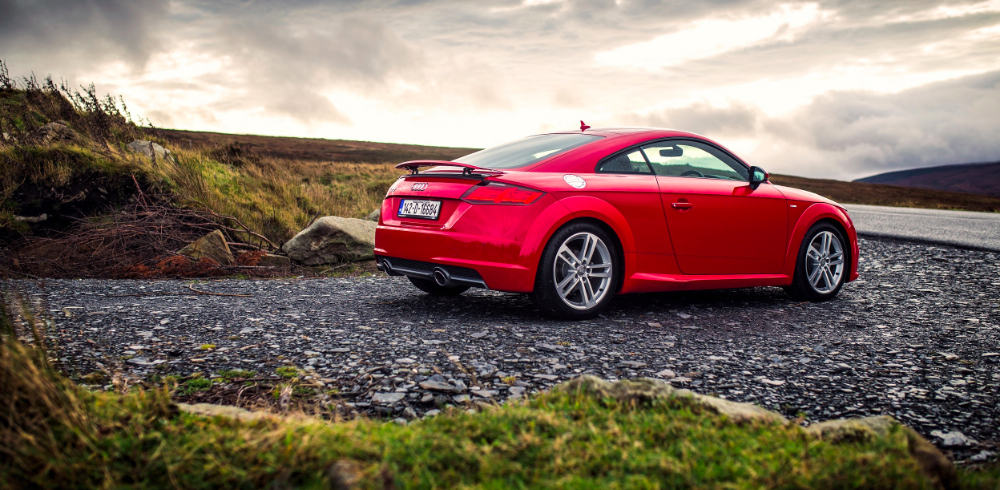 here 39 s how much the new audi tt will cost in ireland joe is the voice of irish people at. Black Bedroom Furniture Sets. Home Design Ideas
