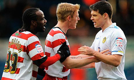 Soccer - npower Football League Championship - Leeds United v Doncaster Rovers - Elland Road