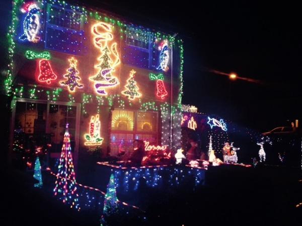 cork xmas house