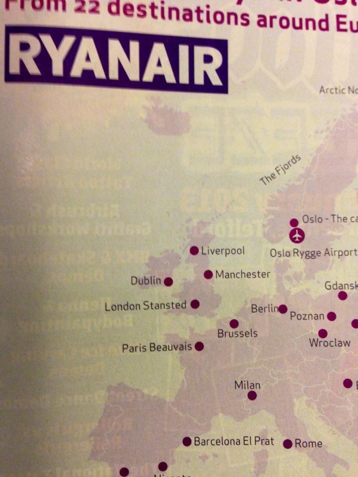 RyanairMap