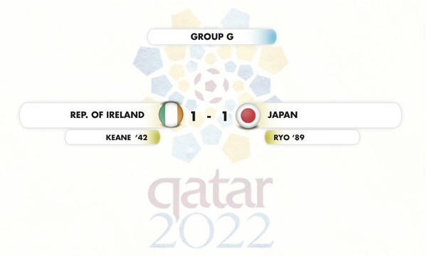 Qatar Heroes: The story of how Ireland won the 2022 World Cup at