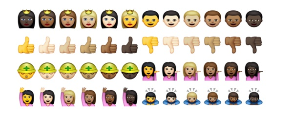 emojis race