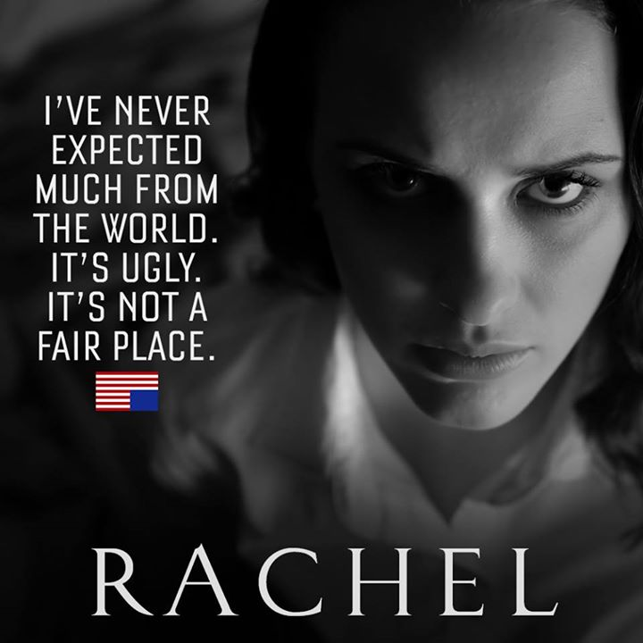 5 Things You Need To Know About House Of Cards Siren Rachel