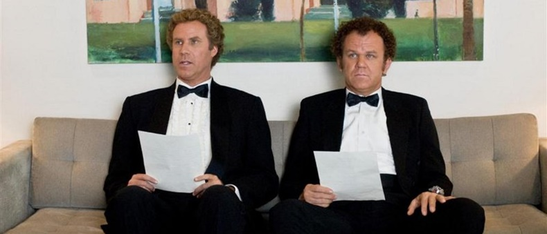 Interview Step Brothers