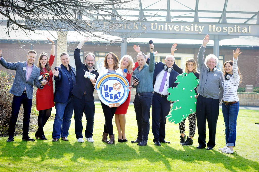 Upbeat on Air Photocall
