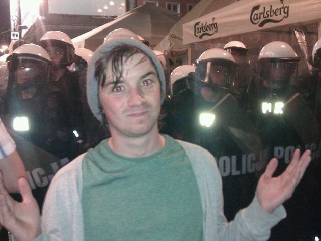 PolicePoland