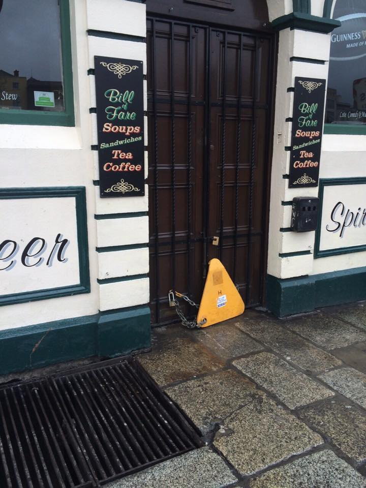 Pub clamped 1