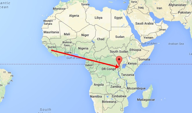 Sierra Leone Rwanda