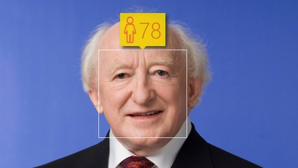 We used famous Irish faces to test the website that claims ...
