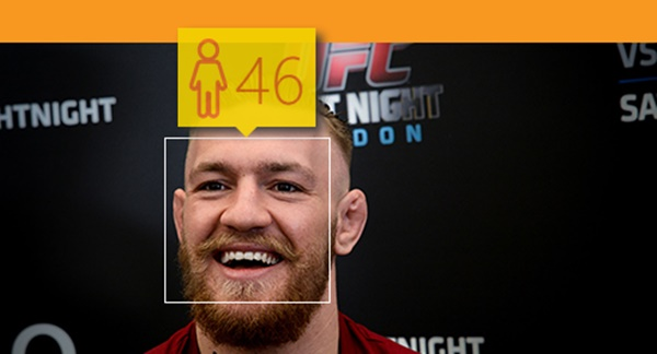 We used famous Irish faces to test the website that claims