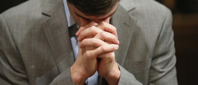 Praying Prayer