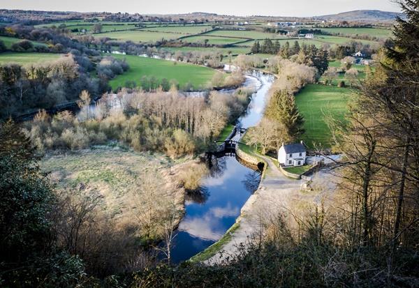 Clasganney on the Barrow
