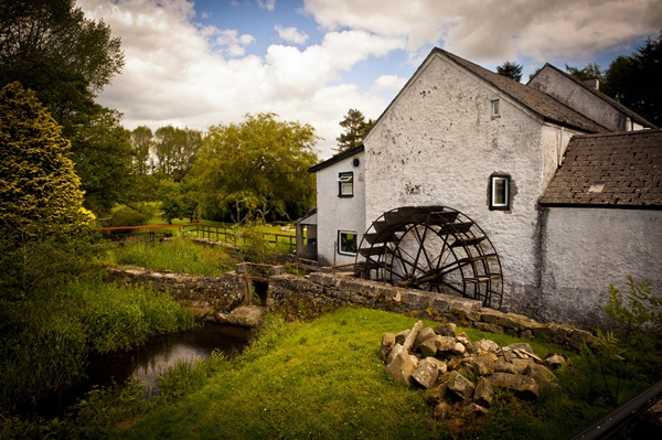 Mill race at Historic Rathvilly