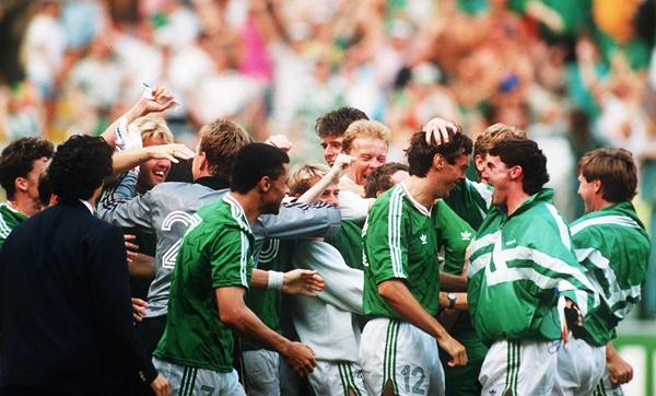Republic of Ireland 1990