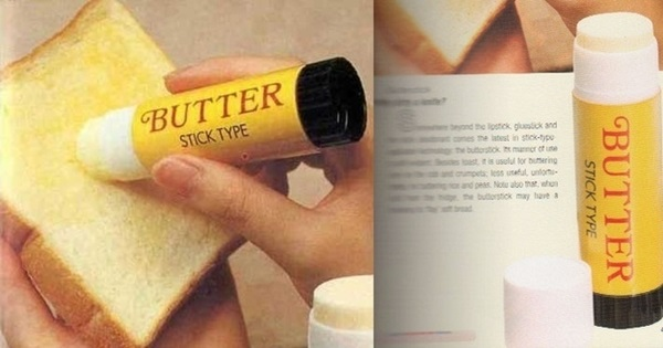 Japan butter invention
