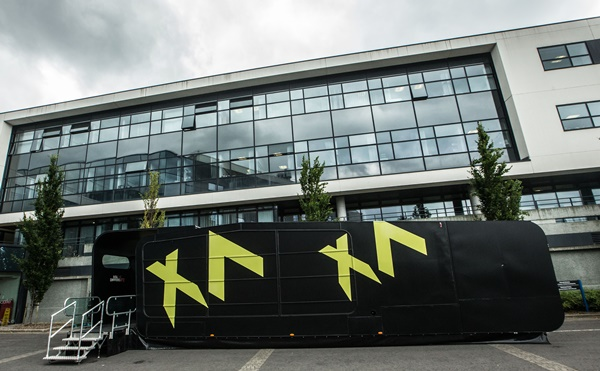 Adidas ACE and X Football Boots Roadshow 25/6/2015 General view Mandatory Credit ©INPHO/James Crombie